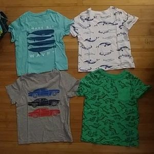 Toddler Boys Old Navy short sleeve tee shirts